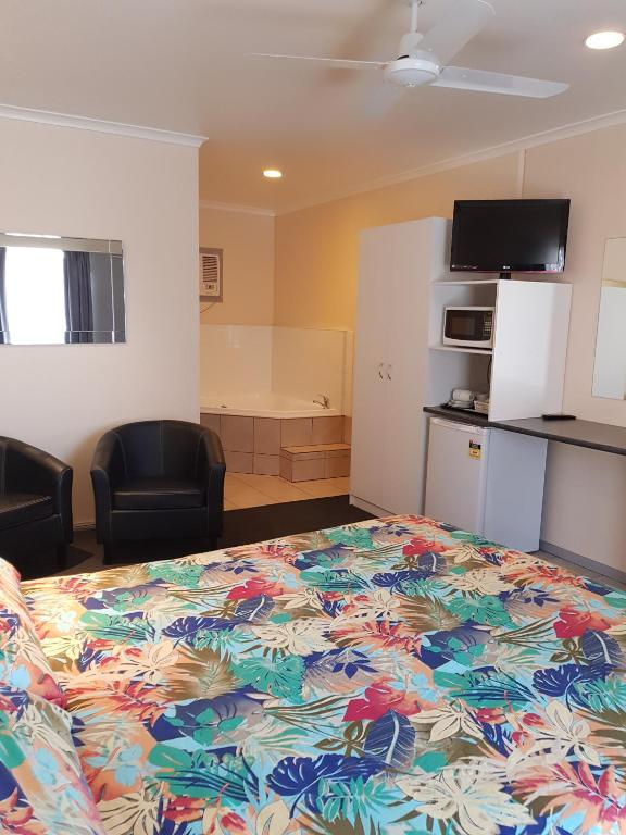double room with spa motel